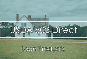 USDA 502 Direct Loan